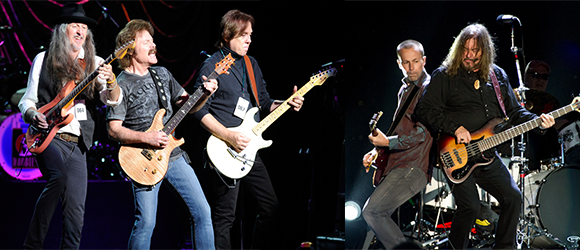 Steve Miller Band & The Doobie Brothers at Susquehanna Bank Center