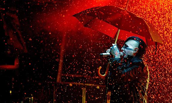 Slipknot, Marilyn Manson & Of Mice and Men at BB&T Pavilion