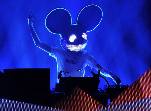 Deadmau5 at BB&T Pavilion