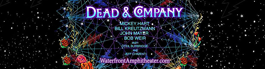 Dead And Company at BB&T Pavilion