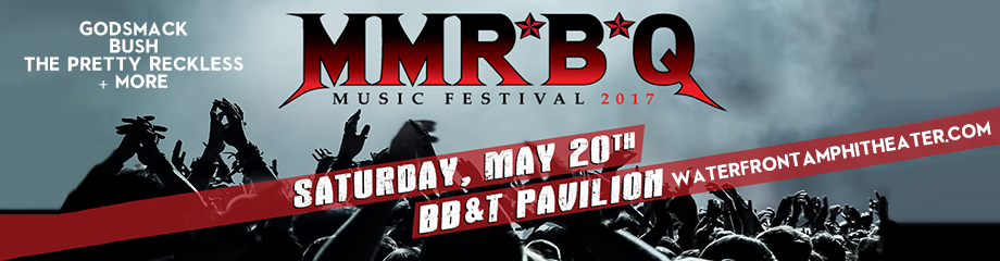 MMRBQ: Godsmack, Bush, The Pretty Reckless, The Struts & Zakk Sabbath  at BB&T Pavilion