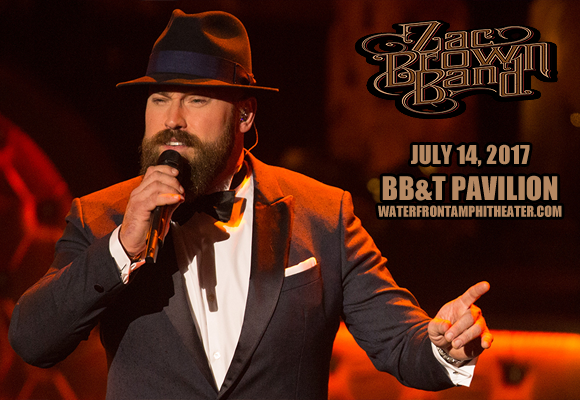 Zac Brown Band at BB&T Pavilion