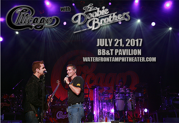 Chicago - The Band & The Doobie Brothers at BB&T Pavilion