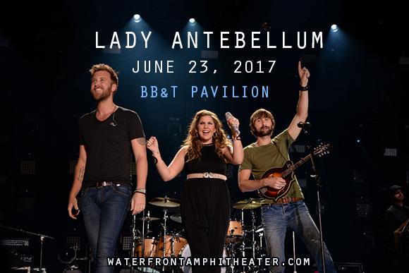 Lady Antebellum, Kelsea Ballerini & Brett Young at BB&T Pavilion