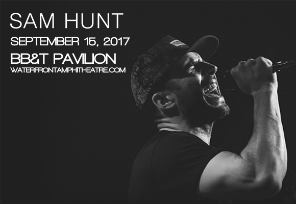 Sam Hunt, Maren Morris & Chris Janson at BB&T Pavilion