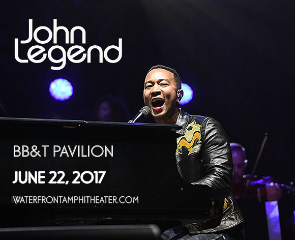 John Legend at BB&T Pavilion