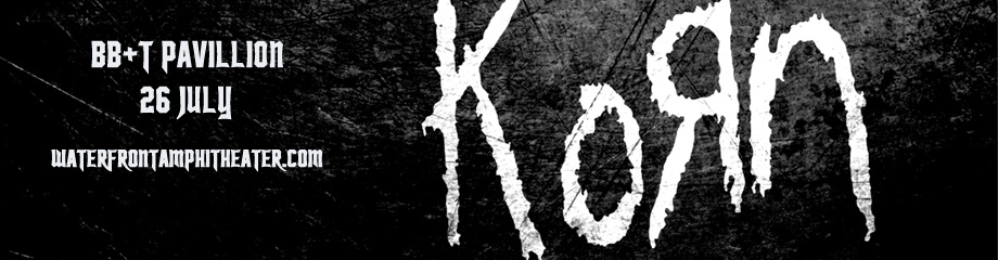 Korn & Stone Sour at BB&T Pavilion