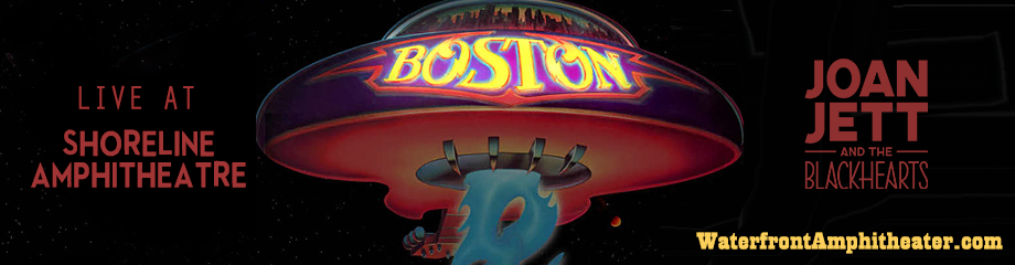 Boston - The Band & Joan Jett and The Blackhearts at BB&T Pavilion