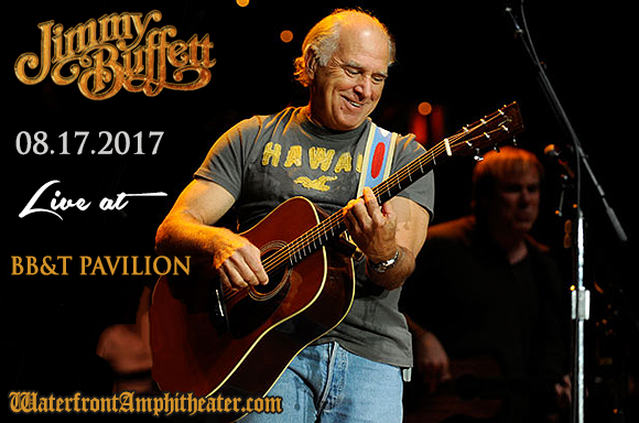 Jimmy Buffett at BB&T Pavilion