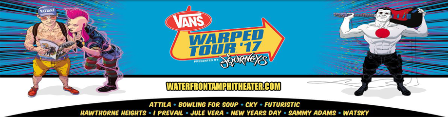 Vans Warped Tour at BB&T Pavilion