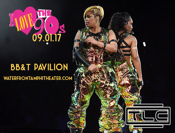 I Love The 90s: I Love The 90s: TLC, Naughty By Nature, Montell Jordan & Mark McGrath at BB&T Pavilion