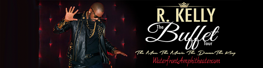 R. Kelly at BB&T Pavilion