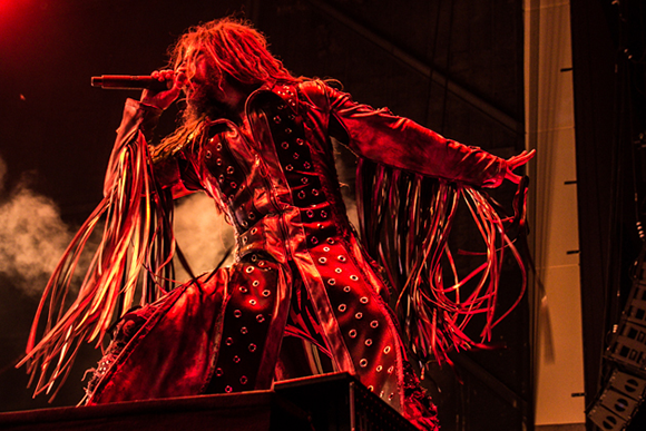 Rock Allegiance Tour: Rob Zombie, Five Finger Death Punch, Marilyn Manson & Halestorm at BB&T Pavilion