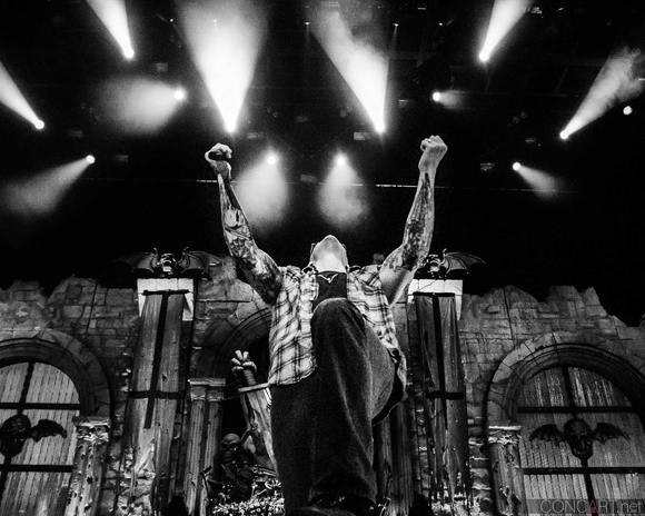 Avenged Sevenfold at BB&T Pavilion