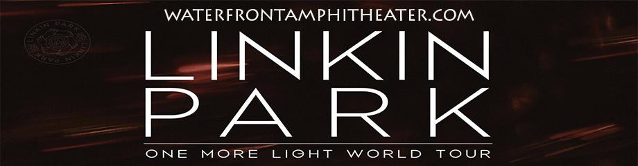 Linkin Park & Machine Gun Kelly at BB&T Pavilion