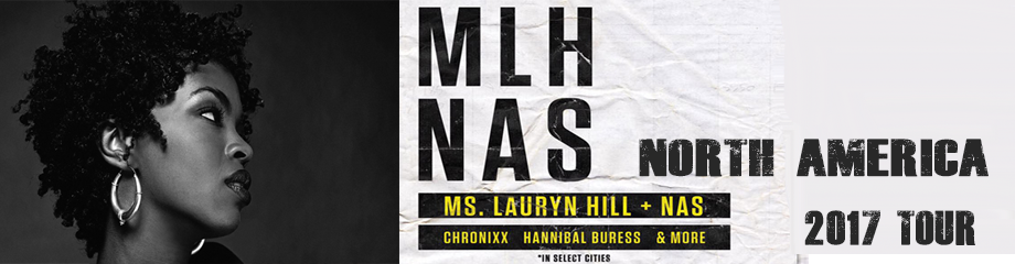 Lauryn Hill & Nas at BB&T Pavilion