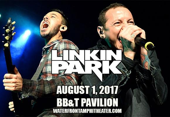**CANCELLED** - Linkin Park & Machine Gun Kelly at BB&T Pavilion