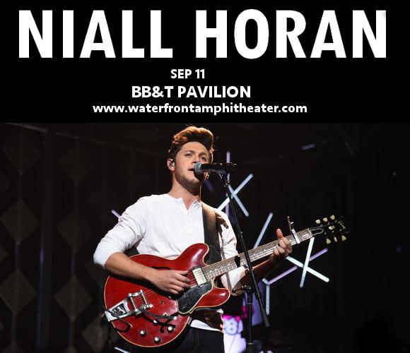 Niall Horan & Maren Morris at BB&T Pavilion