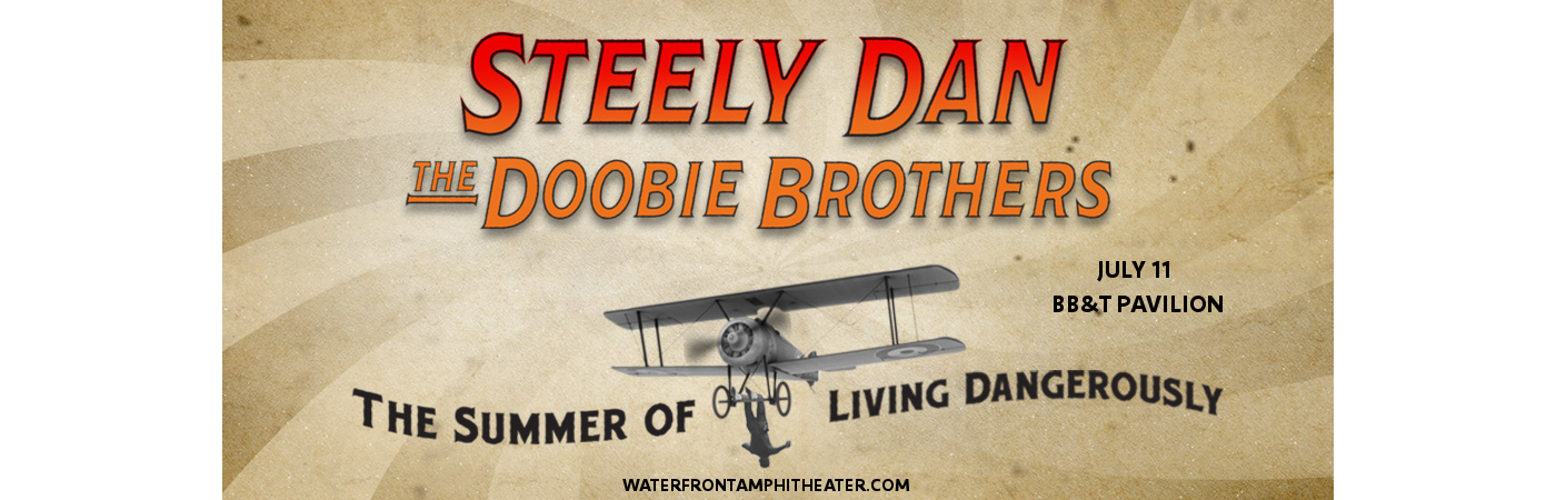 Steely Dan & The Doobie Brothers at BB&T Pavilion