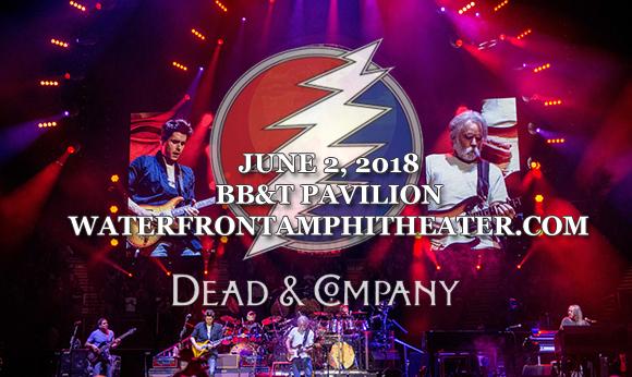 Dead & Company at BB&T Pavilion