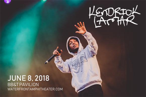 Kendrick Lamar, SZA & Schoolboy Q at BB&T Pavilion