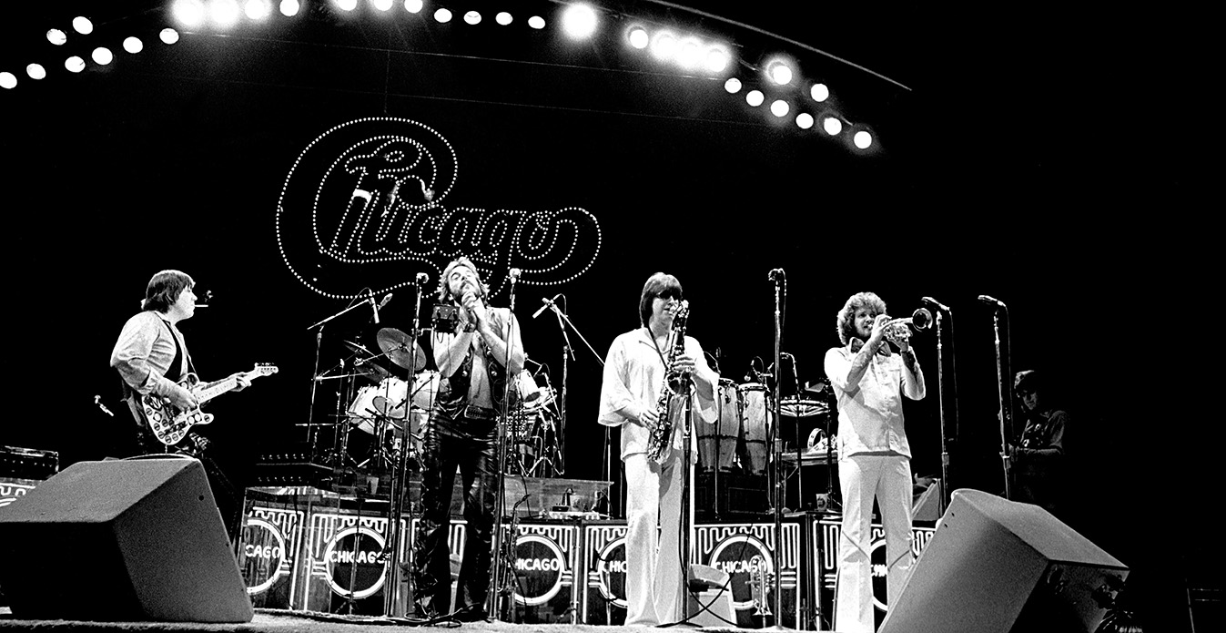 Chicago & REO Speedwagon at BB&T Pavilion
