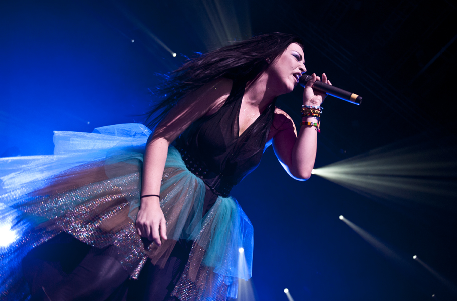 Lindsey Stirling & Evanescence at BB&T Pavilion