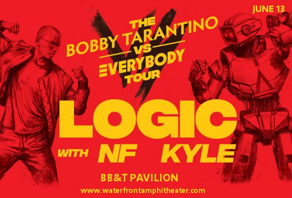 Logic, NF & Kyle at BB&T Pavilion