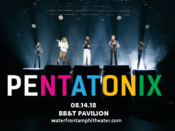 Pentatonix Tickets | 14th August | BB&T Pavilion at Camden, New Jersey