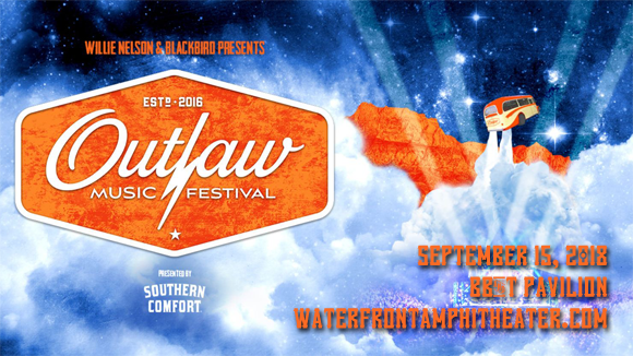 Outlaw Music Festival at BB&T Pavilion