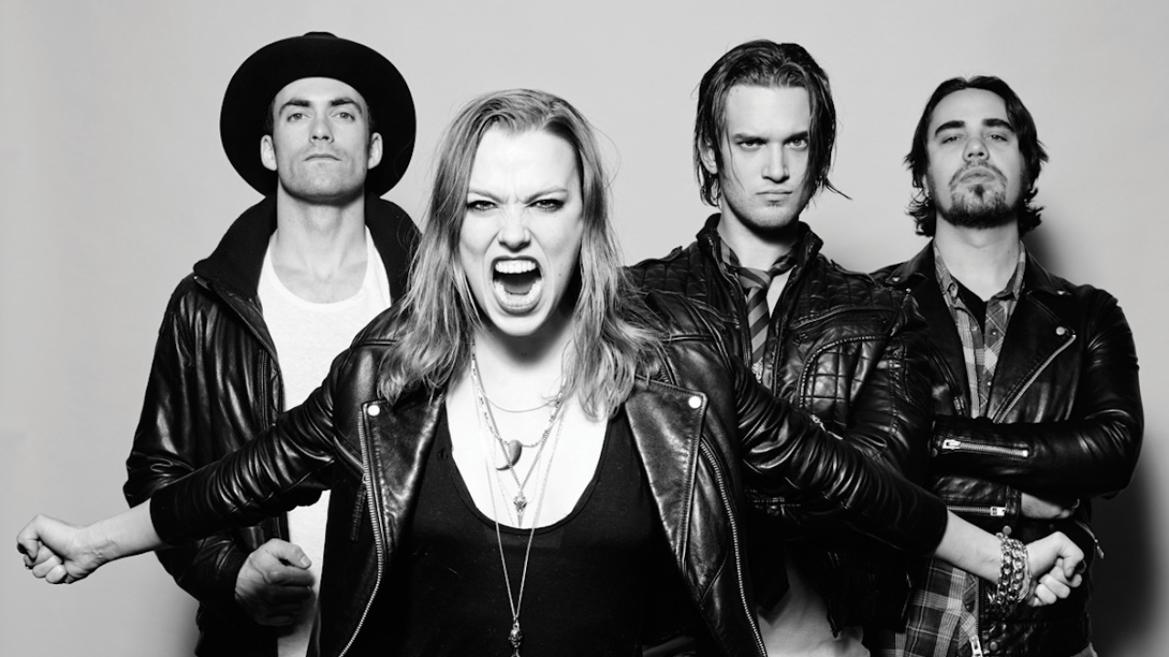Halestorm at BB&T Pavilion