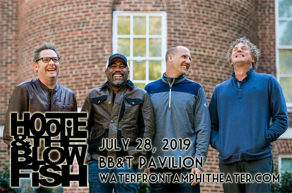 Hootie & The Blowfish at BB&T Pavilion