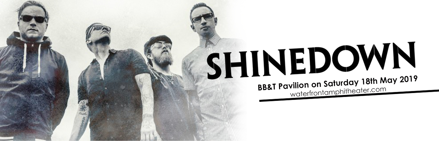 Shinedown at BB&T Pavilion