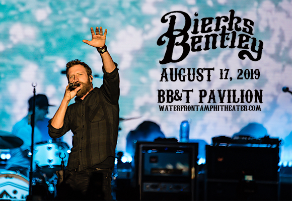 Image result for dierks bentley bb&t pavilion