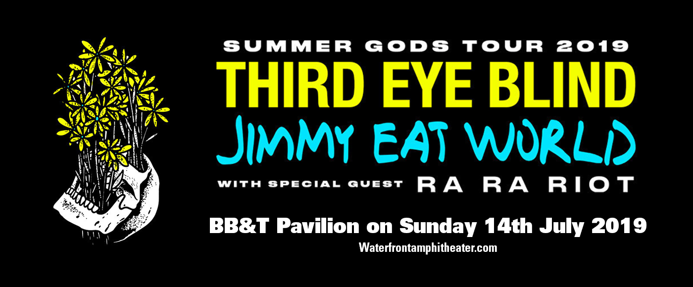 Third Eye Blind & Jimmy Eat World at BB&T Pavilion