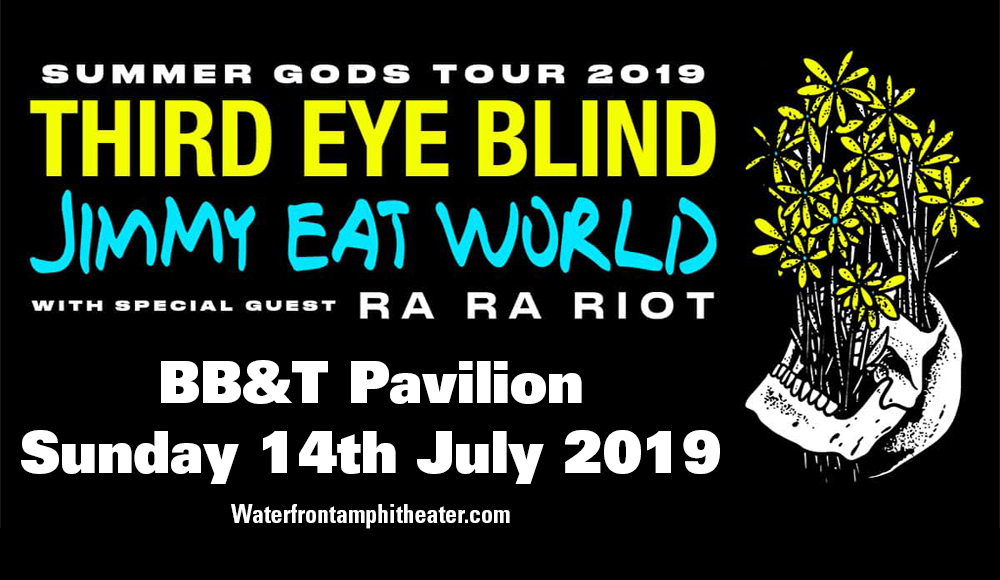 Third Eye Blind Amp Jimmy Eat World Tickets 14th July Bb