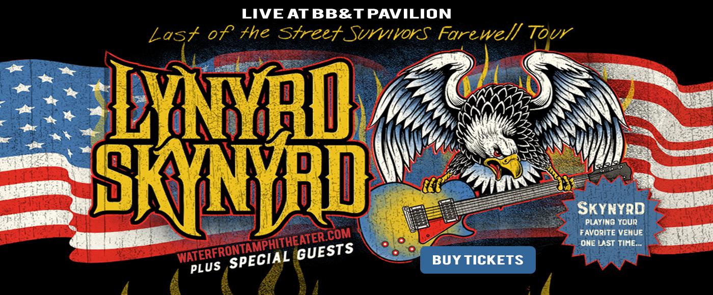 Lynyrd Skynyrd at BB&T Pavilion