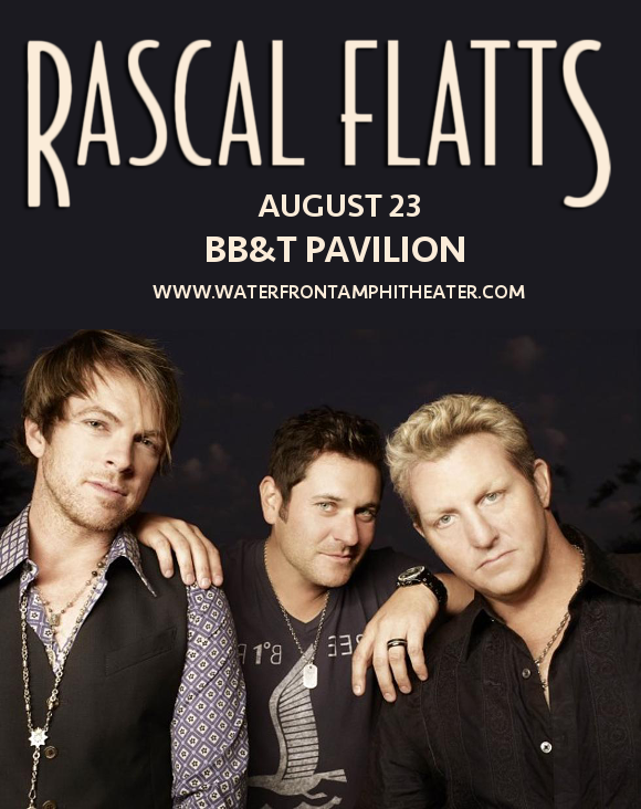 Rascal Flatts at BB&T Pavilion
