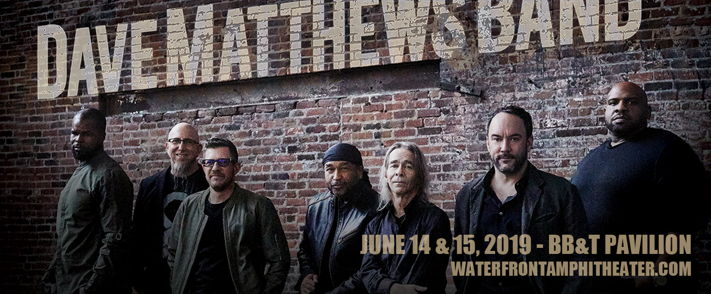 Dave Matthews Band at BB&T Pavilion