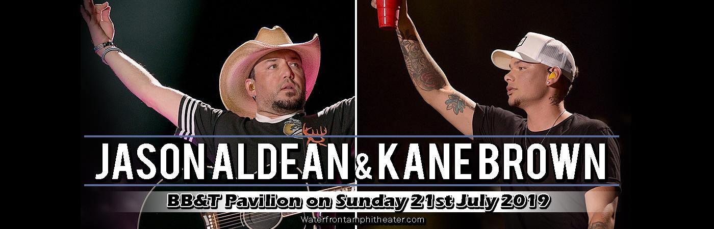 Jason Aldean Amp Kane Brown Tickets 21st July Bb Amp T