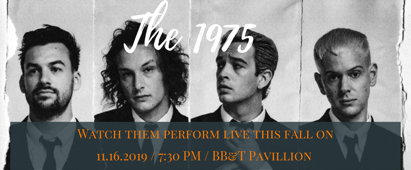 The 1975 at BB&T Pavilion