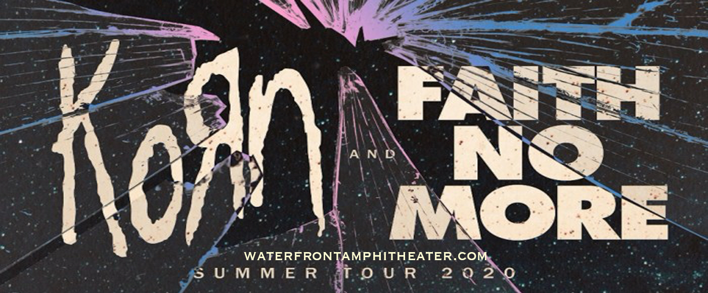 Korn, Faith No More, Helmet & '68 at BB&T Pavilion