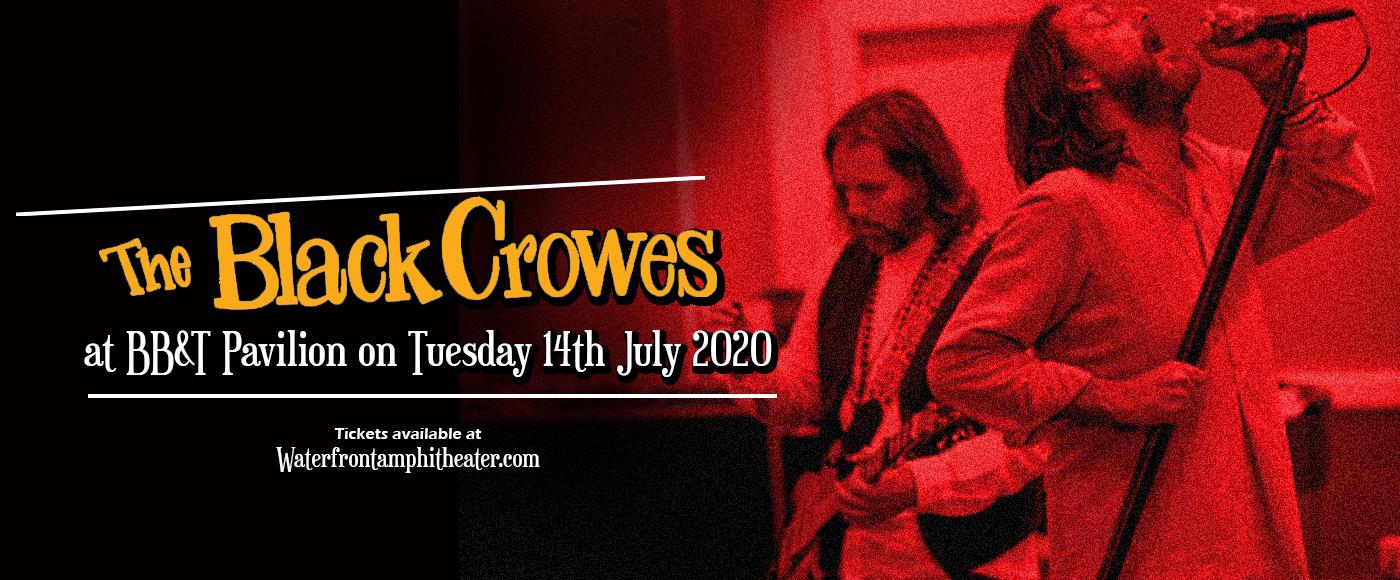 The Black Crowes [POSTPONED] at BB&T Pavilion