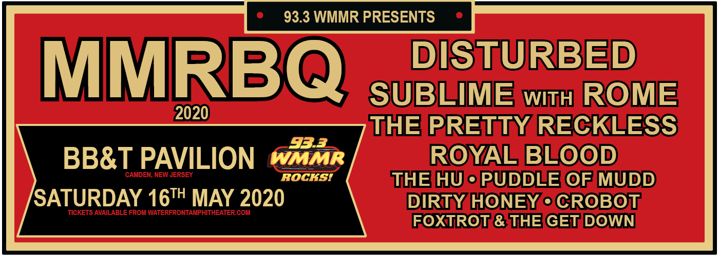 MMR*B*Q: Disturbed, The Pretty Reckless, Royal Blood, The Hu & Puddle of Mudd [CANCELLED] at BB&T Pavilion