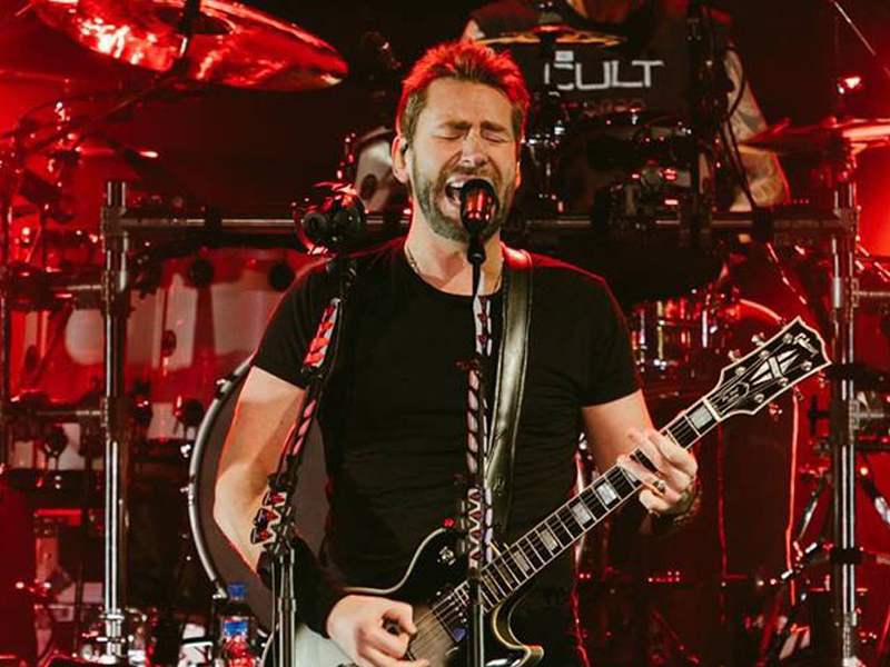 Nickelback, Stone Temple Pilots & Tyler Bryant and The Shakedown [CANCELLED] at BB&T Pavilion