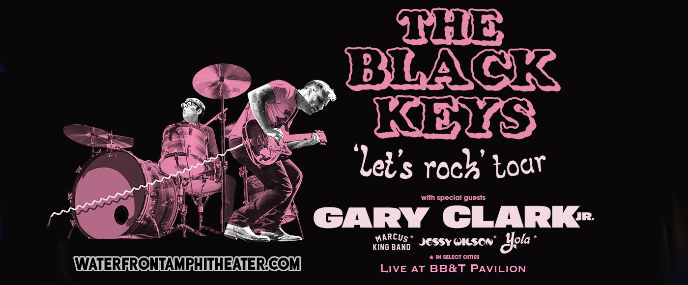 The Black Keys [CANCELLED] at BB&T Pavilion