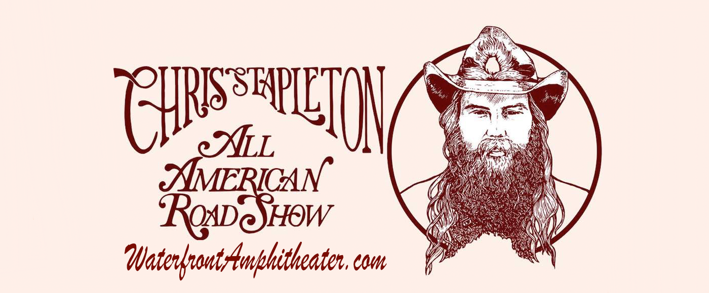 Chris Stapleton at BB&T Pavilion