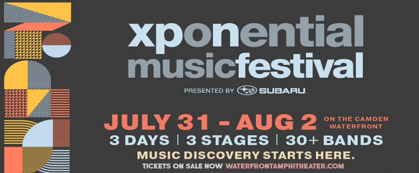 Xponential Music Festival - 3 Day Pass [CANCELLED] at BB&T Pavilion