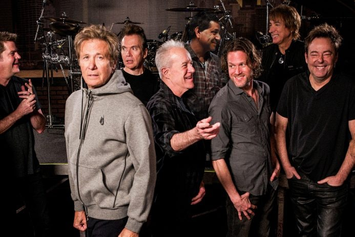 Chicago - The Band & Rick Springfield at BB&T Pavilion