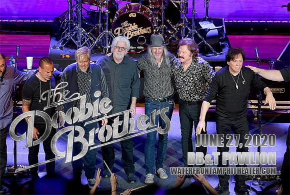 The Doobie Brothers & Michael McDonald at BB&T Pavilion